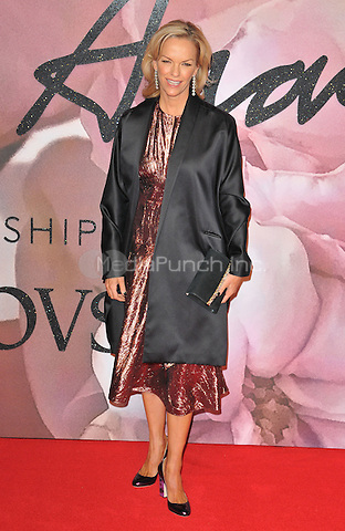 Elisabeth Murdoch at the Fashion Awards 2016, Royal Albert Hall, Kensington Gore, London, England, UK, on Monday 05 December 2016. <br /> CAP/CAN<br /> ©CAN/Capital Pictures /MediaPunch ***NORTH AND SOUTH AMERICAS ONLY***
