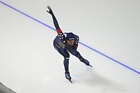 SPEEDSKATING: CALGARY: Olympic Oval, 02-12-2017, ISU World Cup, Shani Davis, ©photo Martin de Jong