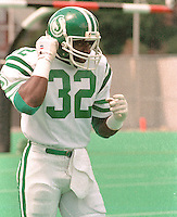 Terry Irvin Saskatchewan Roughriders. Photo Scott Grant