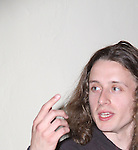 Rory Culkin leaving the stage door after the opening night performance of 'This Is Our Youth' at the Cort Theatre on September 11, 2014 in New York City.
