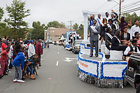 Copyright Justin Cook | October 13, 2013 - Hillside High School's homecoming parade.