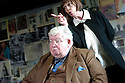 THe History Boys by Alan Bennett ,directed by Nicholas Hytner.With Richard Griffiths,Francis De La Tour.Opens at the Lyttleton Theatre on 18/5/04 CREDIT Geraint Lewis