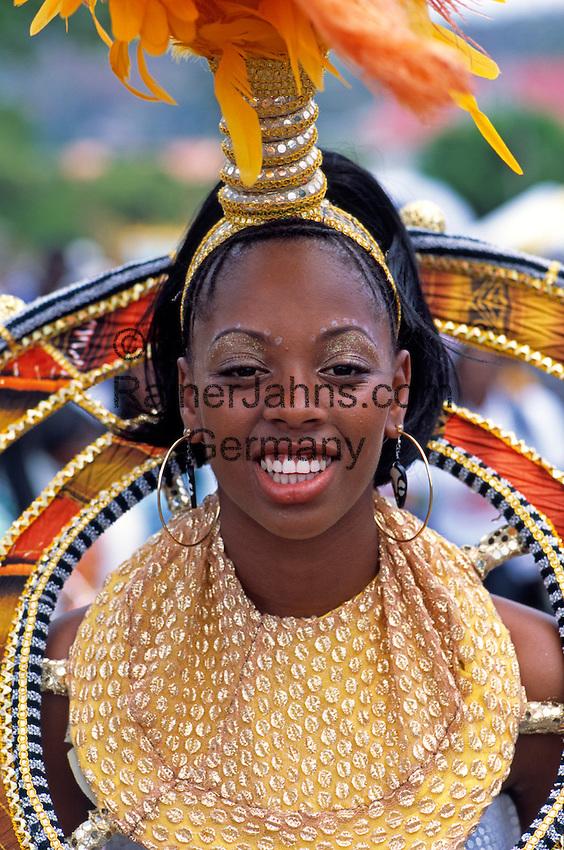 Trinidad & Tobago, Commonwealth, Trinidad, Port of Spain: Carnival | Trinidad & Tobago, Commonwealth, Trinidad, Port of Spain: Karneval
