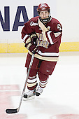 Chris Collins - The Boston College Eagles defeated the Miami University Redhawks 5-0 in their Northeast Regional Semi-Final matchup on Friday, March 24, 2006, at the DCU Center in Worcester, MA.