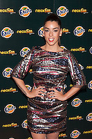 Ruth Lorenzo poses during Neox Fan Awards ceremony photocall in Madrid, Spain. October 08, 2014. (ALTERPHOTOS/Victor Blanco)
