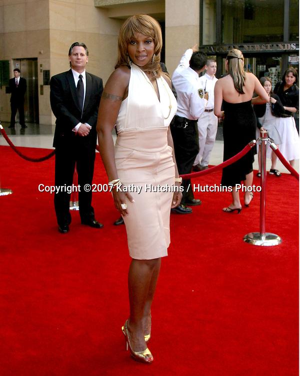 Mary J. Blige.ESPY Awards 2007.Kodak Theater.Los Angeles, CA.July 11, 2007.©2007 Kathy Hutchins / Hutchins Photo....