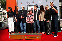 LOS ANGELES - OCT 14:  Kevin Smith, Jason Mewes, Families at the Kevin Smith And Jason Mewes Hand And Footprint Ceremony at the TCL Chinese Theater on October 14, 2019 in Los Angeles, CA