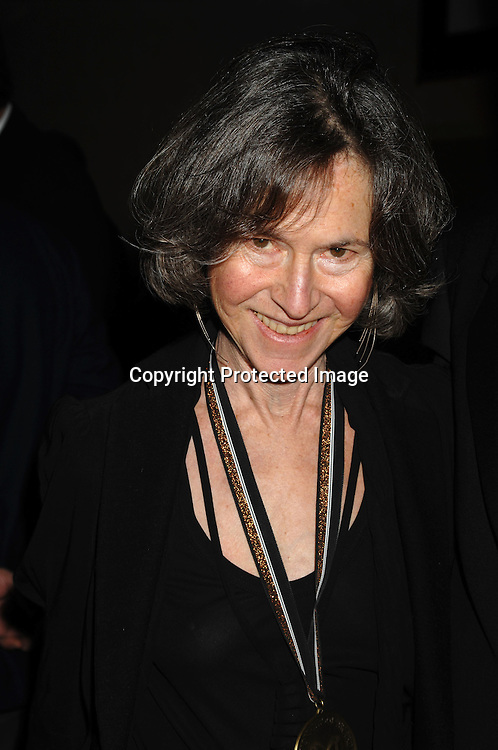 Louise Gluck..at The National Book Awards Gala on November 15, 2006 ..at The Marriott Marquis Hotel in New York City...Photo by Robin Platzer, Twin Images