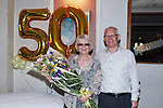 VAL AND BOB RAYSON 50TH