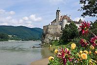 Austria, Lower Austria, UNESCO World Heritage Wachau, Schoenbuehel-Aggsbach: Castle Schoenbuehel