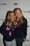 GL - Marcy Rylan and OLTL Bree Williamson at 22nd Annual Broadway Flea Market & Grand Auction to benefit Broadway Cares/Equity Fights Aids on Sunday, September 21, 2008 in Shubert Alley, New York City, New York. (Photo by Sue Coflin/Max Photos)