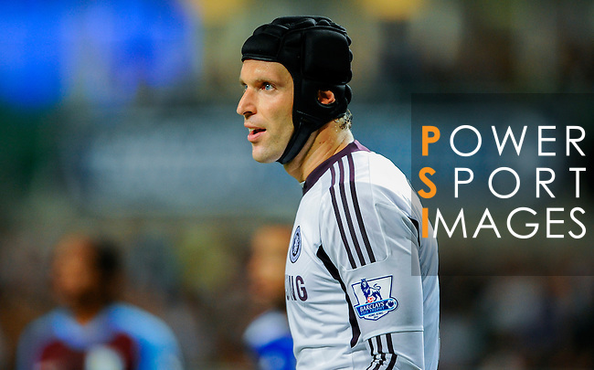 Petr Cech of Chelsea looks on during the Asia Trophy Final match aganist Aston Villa at the Hong Kong Stadium on July 30, 2011 in So Kon Po, Hong Kong. Photo by Victor Fraile / The Power of Sport Images