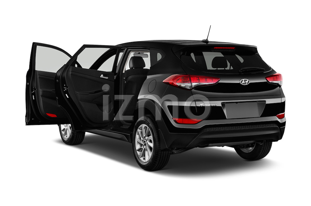 Car images of 2016 Hyundai Tucson SE 5 Door Suv Doors