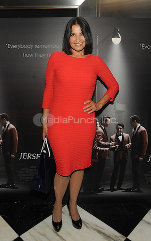 New York, NY- June 9: Kathrine Narducci  attends the 'Jersey Boys' Special Screening at the Paris Theater on June 9, 2014 in New York City. Credit: John Palmer/MediaPunch