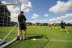 AFC Wimbledon Pre Season Training,  22/07/2011. King's College Sports Ground, League Two. Photo by Simon Gill.
