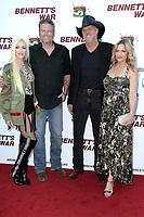 "LOS ANGELES - AUG 13:  Gwen Stefani, Blake Shelton, Trace Adkins, Victorial Pratt at the ""Bennett's War"" Los Angeles Premiere at the Warner Brothers Studios on August 13, 2019 in Burbank, CA"