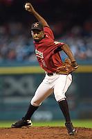 Gervacio, Samuel 5842.jpg Philadelphia Phillies at Houston Astros. Major League Baseball. September 6th, 2009 at Minute Maid Park in Houston, Texas. Photo by Andrew Woolley.