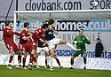 12/01/2008    Copyright Pic: James Stewart.File Name : sct_jspa01_falkirk_v_aberdeen.DARREN BARR SCORES FALKIRK'S FIRST.James Stewart Photo Agency 19 Carronlea Drive, Falkirk. FK2 8DN      Vat Reg No. 607 6932 25.Office     : +44 (0)1324 570906     .Mobile   : +44 (0)7721 416997.Fax         : +44 (0)1324 570906.E-mail  :  jim@jspa.co.uk.If you require further information then contact Jim Stewart on any of the numbers above.........