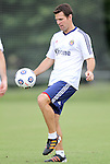 04 June 2012: Assistant coach Greg Vanney. Chivas USA held a training session on Field 6 at WakeMed Soccer Park in Cary, NC the day before playing in a 2012 Lamar Hunt U.S. Open Cup fourth round game.