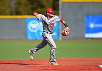 UHart Baseball at CCSU 3/8/2017