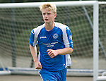 St Johnstone U16's.Ross Still.Picture by Graeme Hart..Copyright Perthshire Picture Agency.Tel: 01738 623350  Mobile: 07990 594431