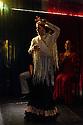 "Edinburgh, UK. 02.08.2016. Alba Flamenca presents the self-titled show, ""Alba Flamenca"", as part of the Edinburgh Festival Fringe.  Picture shows: Maria del Mar Suarez. Photograph © Jane Hobson."