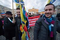2014/02/07 Berlin | Kundgebung gegen Homophobie in Russland