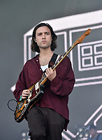 SAN FRANCISCO, CALIFORNIA - AUGUST 09: The Neighbourhood - Zach Abels performs during the 2019 Outside Lands music festival at Golden Gate Park on August 09, 2019 in San Francisco, California. Photo: imageSPACE/MediaPunch<br /> CAP/MPI/ISAB<br /> ©ISAB/MPI/Capital Pictures