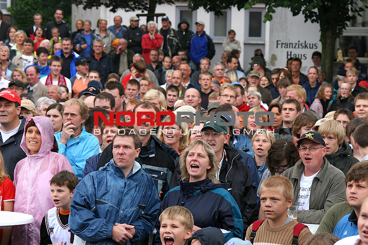 BBL 2006/2007 PlayOff - Finale 3. Spiel - <br />