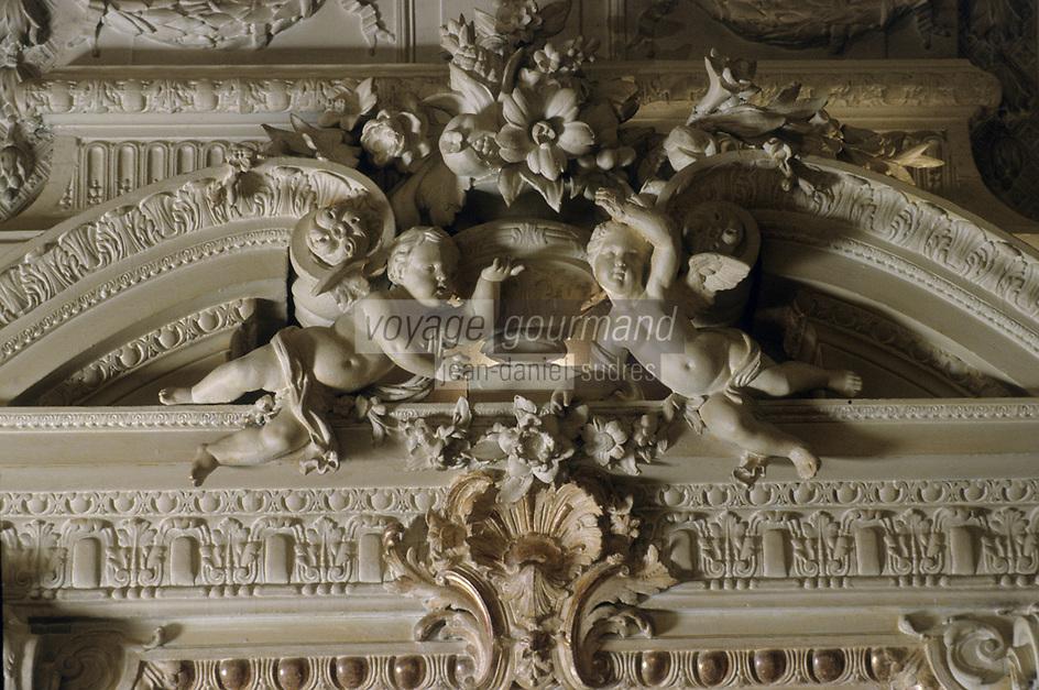 """Europe/France/Ile-de-France/Paris: """"BELLE-EPOQUE"""" - Restaurant """"La Poste"""" 22 rue de Douai<br /> PHOTO D'ARCHIVES // ARCHIVAL IMAGES<br /> FRANCE 1990"""