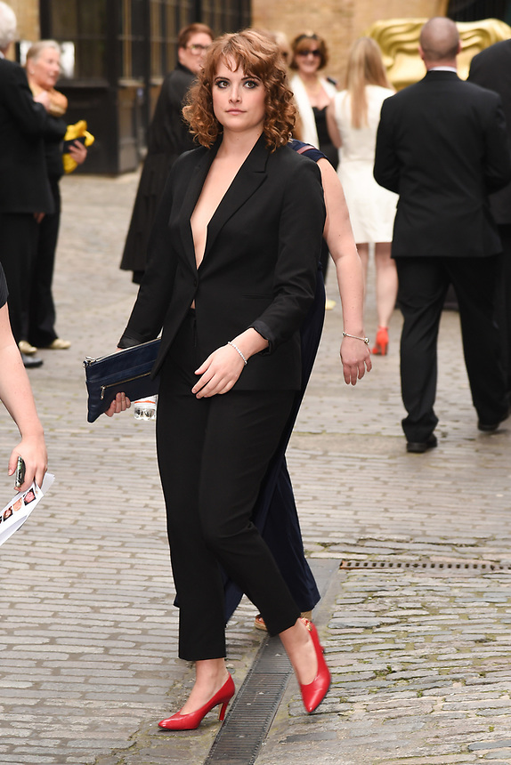 Hannah Britland<br /> arriving for the BAFTA Craft Awards 2018 at The Brewery, London<br /> <br /> ©Ash Knotek  D3398  22/04/2018