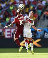 FUSSBALL WM 2014 VORRUNDE  Deutschland - Portugal