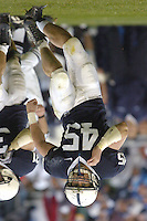30 September 2006:  Penn State LB Sean Lee (45).&amp;#xD;The Penn State Nittany Lions defeated the Northwestern Wildcats 33-7 September 30, 2006 at Beaver Stadium in State College, PA.&amp;#xD;<br />