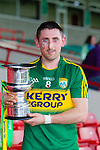 Kerry captain John Griffin in the Allianz Hurling League Division 2A Final, Westmeath v Kerry. Gaelic Grounds, Limerick, Saturday 4th April 2015.