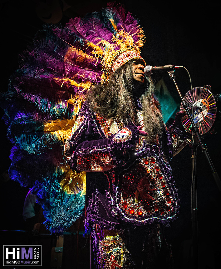 Big Chief Bo Dollis and Big Chief Monk Boudreax