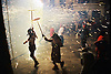 Night of Fire during the traditional Fiesta of Saint Bartholomew in S&oacute;ller<br /> <br /> Noche de Fuego durante la Fiesta tradicional de Sant Bartolom&eacute; (San Bartomeu) en S&oacute;ller<br /> <br /> Nacht des Feuers w&auml;hrend  der tradtionellen Feierlichkeiten zu Sankt Bartholom&auml;us in S&oacute;ller<br /> <br /> Orginal: 35 mm<br /> 3000 x 2007 px<br /> 150 dpi: 45,31 x 33,99 cm<br /> 300 dpi: 22,66 x 16,99 cm