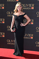 Tracy-Ann Oberman at The Olivier Awards 2017 at the Royal Albert Hall, London, UK. <br /> 09 April  2017<br /> Picture: Steve Vas/Featureflash/SilverHub 0208 004 5359 sales@silverhubmedia.com