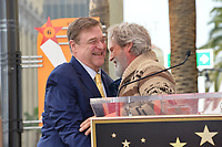 John Goodman &amp; Jeff Bridges Hollywood Walk of Fame star ceremony honoring actor John Goodman. Los Angeles, USA 10 March  2017<br /> Picture: Paul Smith/Featureflash/SilverHub 0208 004 5359 sales@silverhubmedia.com