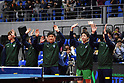 Table Tennis: 2018-19 T League