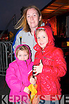 Fitzy Chicks Concert: Attending the Fitzy Chicks concert at the Gig Rig in Listowel on Saturday night last wereAoibhinn Liz & Caoimhe Harte, Duagh.