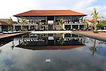 Anilana Hotel pool, Pasikudah Bay, Eastern Province, Sri Lanka, Asia