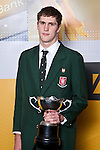 Robert Loe (Basketball) is the Boys Overall Young Sports Person of the Year 2009. ASB College Sport Auckland Secondary School Young Sports Person of the Year Awards held at Eden Park on Thursday 12th of September 2009.