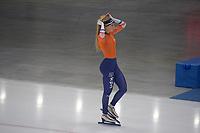 SPEEDSKATING: 05-12-2018, Tomaszów Mazowiecki (POL), ISU World Cup Arena Lodowa, Jutta Leerdam (NED), ©photo Martin de Jong