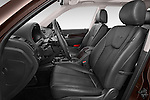 Front seat view of 2015 Ssangyong Rexton W Sapphire 5 Door Suv Front Seat car photos