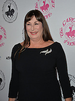 BEVERLY HILLS, CA. October 8, 2016: Anjelica Huston at the 2016 Carousel of Hope Ball at the Beverly Hilton Hotel.<br /> Picture: Paul Smith/Featureflash/SilverHub 0208 004 5359/ 07711 972644 Editors@silverhubmedia.com