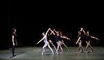 English National Ballet. Song of the Earth.<br /> Joseph Caley;<br /> Fernando Carratal&aacute; Coloma;