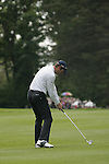 Bradley Dredge takes is 2nd Shot on the 2nd hole during the final round of the Irish Open on 20th of May 2007 at the Adare Manor Hotel & Golf Resort, Co. Limerick, Ireland. (Photo by Eoin Clarke/NEWSFILE).
