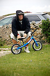 Rhosneigr Park Jam held in August 2009. Huge kicker, A Frame and small rail entertained riders from all around the world.