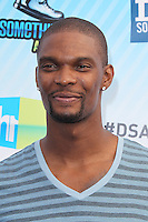 SANTA MONICA, CA - AUGUST 19: Chris Bosh at the 2012 Do Something Awards at Barker Hangar on August 19, 2012 in Santa Monica, California. Credit: mpi21/MediaPunch Inc. /NortePhoto.com<br />