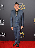 LOS ANGELES, CA. November 04, 2018: Nico Santos  at the 22nd Annual Hollywood Film Awards at the Beverly Hilton Hotel.<br /> Picture: Paul Smith/FeatureflashLOS ANGELES, CA. November 04, 2018: Wendy Starland at the 22nd Annual Hollywood Film Awards at the Beverly Hilton Hotel.<br /> Picture: Paul Smith/FeatureflashLOS ANGELES, CA. November 04, 2018: Nico Santos at the 22nd Annual Hollywood Film Awards at the Beverly Hilton Hotel.<br /> Picture: Paul Smith/Featureflash